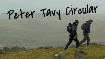 Hiking on Dartmoor, Peter Tavy, Summit or Nothing
