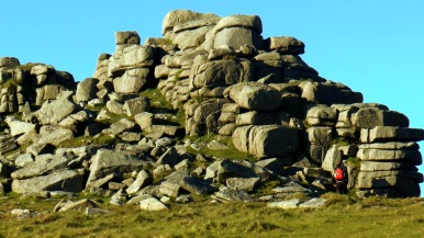 West Mill Tor, Dartmoor, High Willhays Circular Walk