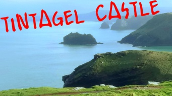 Tintagel castle, King arthurs Birthplace, Bossiney Cove Failed Wild Camp
