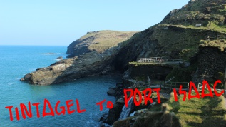 Port Isaac South West Coast Path, Port Wenn, Doc Martin, Summit or Nothing