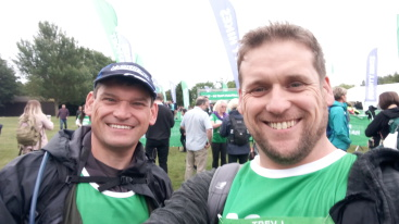 macmillan jurassic coast mighty hike 2019