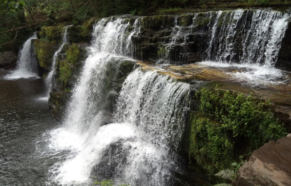 Part of the Brecon Beacons Four Waterfall walk