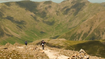Scafell Pike, Lingmell, Lake District Walks,