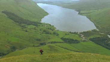 wast water, wasdale, scafell pike, lake district