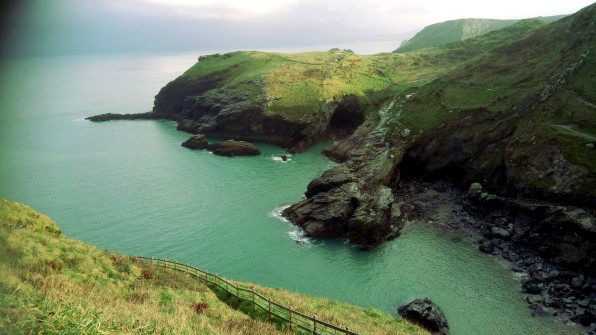 Tintagel Cornwall Coast