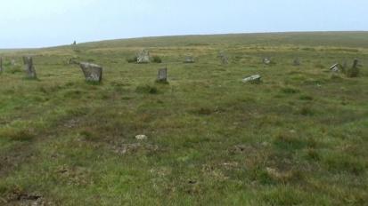 Dartmoors Stone Circles, Little Hound Tor