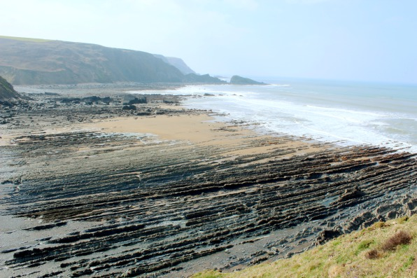 Welcombe MOuth, Rock Formation