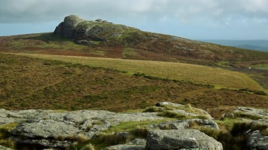 Saddle Tor Haytor Circular Walk Dartmoor