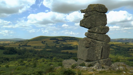 Bowerman's Nose Dartmoor Legend
