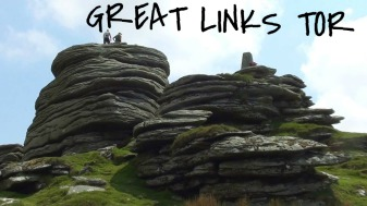 Great Links Tor, Hiking On Dartmoor, Summit or Nothing