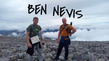 Ben Nevis, Mountain Hiking, Scotland, Summit or Nothing