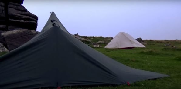 wild camping Uk, backpacking Uk, ultralight camping gear