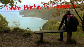 Walking the South West Coast Path - Combe Martin to Lynmouth
