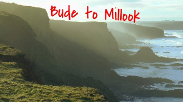 The Cliffs of Widemouth, Cornwall, Walking the South West Coastal Path